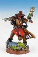 Inquisidor gideon Lorr cazador de brujas