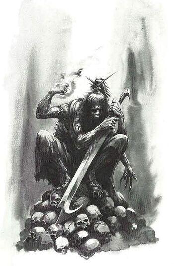Kheradruakh Eldars Oscuros 5ª Edición ilustración