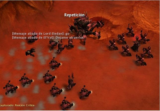 24 Lo saben y atacan a los Templarios Negros.