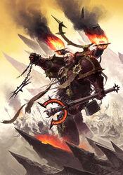 Apóstol Oscuro Portadores Palabra Caos Warhammer 40k Wikihammer