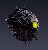 Criatura flotante
