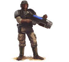 Gi arma de plasma