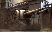 Tanque artillero Minotauro