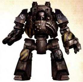 Caos guerreros de hierro khragan