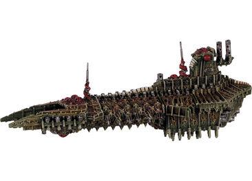 Barcaza de combate de la Guardia de la Muerte Terminus Est