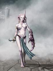 Diablilla de Slaanesh