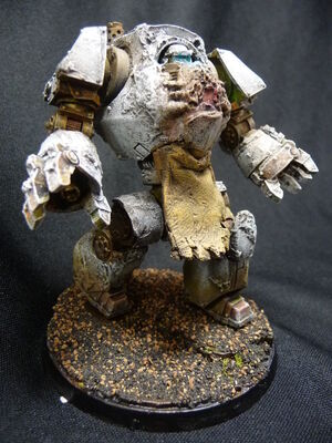 Dreadnought contemptor señores de la decadencia