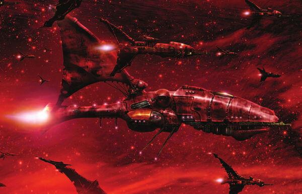 Eldar flota corsaria