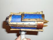 Titan Reaver 6 Lanzamisiles 7 3 Vista lateral