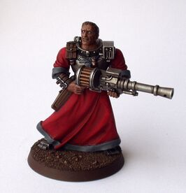 Acolito inquisitorial Gabriel Stern