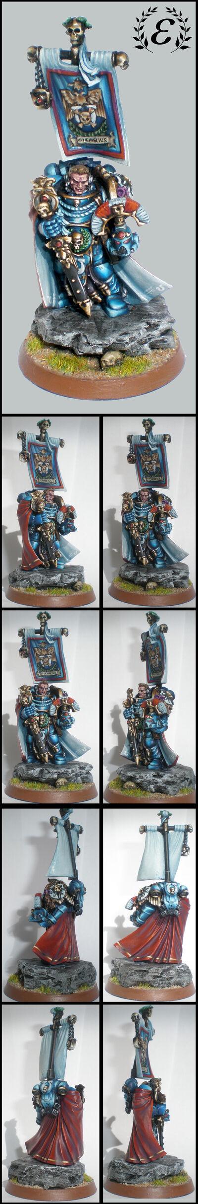 Capitán Cato Sicarius I