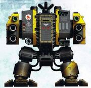 Mortis Dreadnought Escorpiones