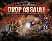 The horus heresy drop assault
