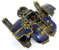Titan Reaver vista aerea