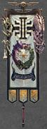 Deathwatch estandarte Furor Shield