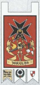Jerulas crusade banner