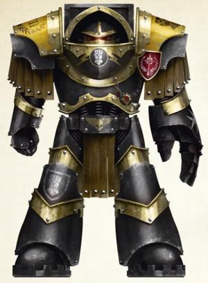 Baldur Kord Exterminador de Asalto Puños Imperiales Batalla de Phall