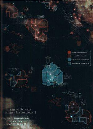 Disposicion Estrategica Badab