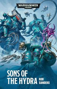 Novela Sons of the Hydra