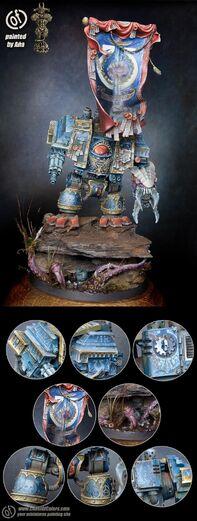 Dreadnought venerable ultramarines