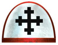 Emblema Cruzados Oscuros Wikihammer
