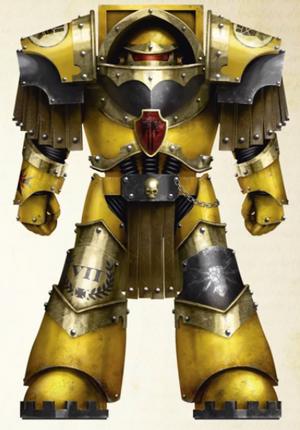 Fasolt Exterminador Puños Imperiales Batalla de Phall