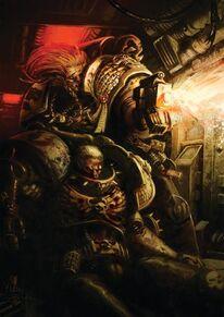 Guardianes de la Muerte Vigilantes de las Tormentas Lobos Espaciales Ordo Xenos Wikihammer