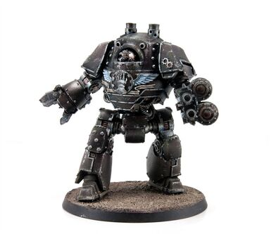 Manos de Hierro Dreadnought Contemptor