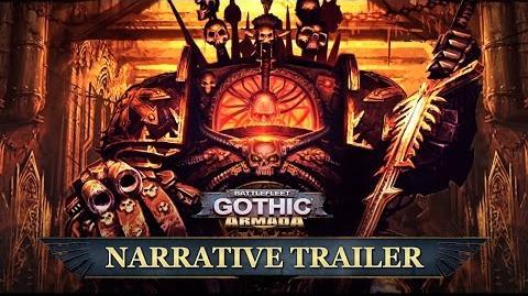 Battlefleet Gothic Armada - Narrative Trailer