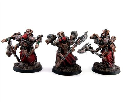 Secutores Myrmidon Mechanicum