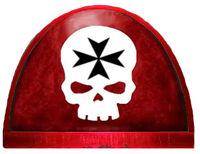 Emblema Paladines Carmesíes Wikihammer