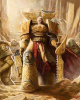 Rogal dorn by lathander1987-d5hgrzd