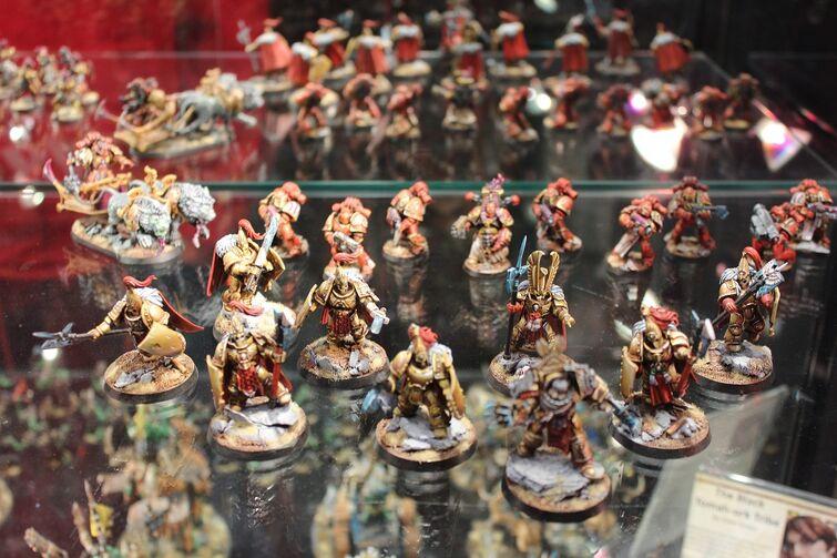 Warhammer World Nottingham Wikihammer Adeptus Custodes
