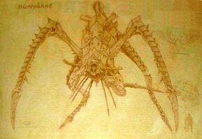 350px-Hierophant - Magos Biologis sketch