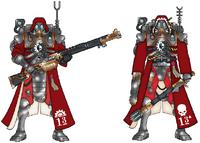 Cazadores Skitarii