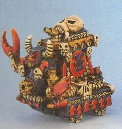 Dispensador de Muerte Epic 40k Khorne