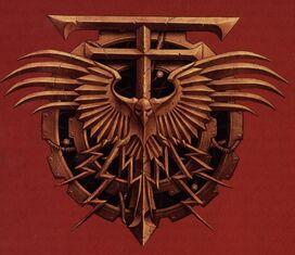 Caballeros simbolo legio tempestus