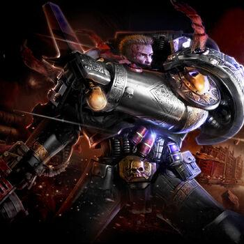 Guardianes de la Muerte Capitan de la Guardia Artemis Mortificadores Ordo Xenos Wikihammer