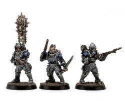 Auxiliares Solares Portaestandarte Sargento Rifle Láser