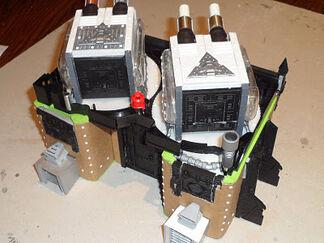 Bateria Imperial 51 Wikihammer 40K