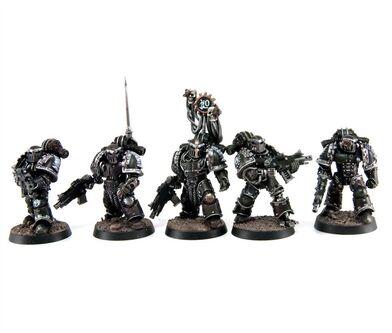 Escuadra Táctica Manos Hierro Mk III