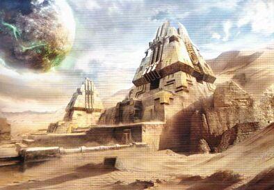 Mundo necropolis