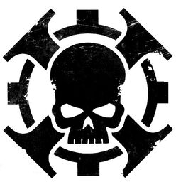 Simbolo Vindicare wikihammer