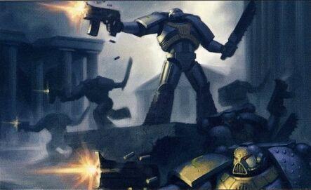 Caos legion alfa preherejia