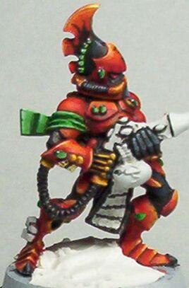 Dragones Llameantes Eldar Miniatura Warhammer 40k Wikihammer
