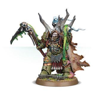 Felthius Guardia de la Muerte Caos 8ª Edición miniatura
