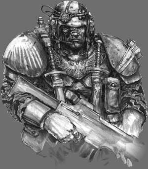Guardia imperial 8th regimiento necromunda