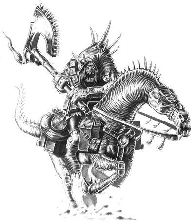 Jinete Mutantes Gorkamorka