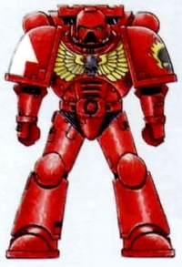 Marines esquema legion roja tactico