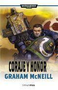Tapa coraje y honor